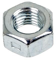 000210T - Nut, fine cut flail mower, for use with the