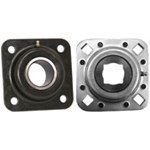 RIVETED FLANGE BEARINGS